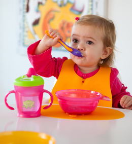 Tommee Tippee Easy Mat and Weaning Bowl