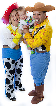 Toy Story 3 Costumes for Halloween