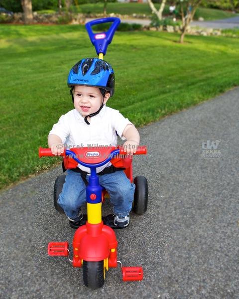 Giro toddler helmet