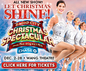 just - Radio City Christmas Show Tickets