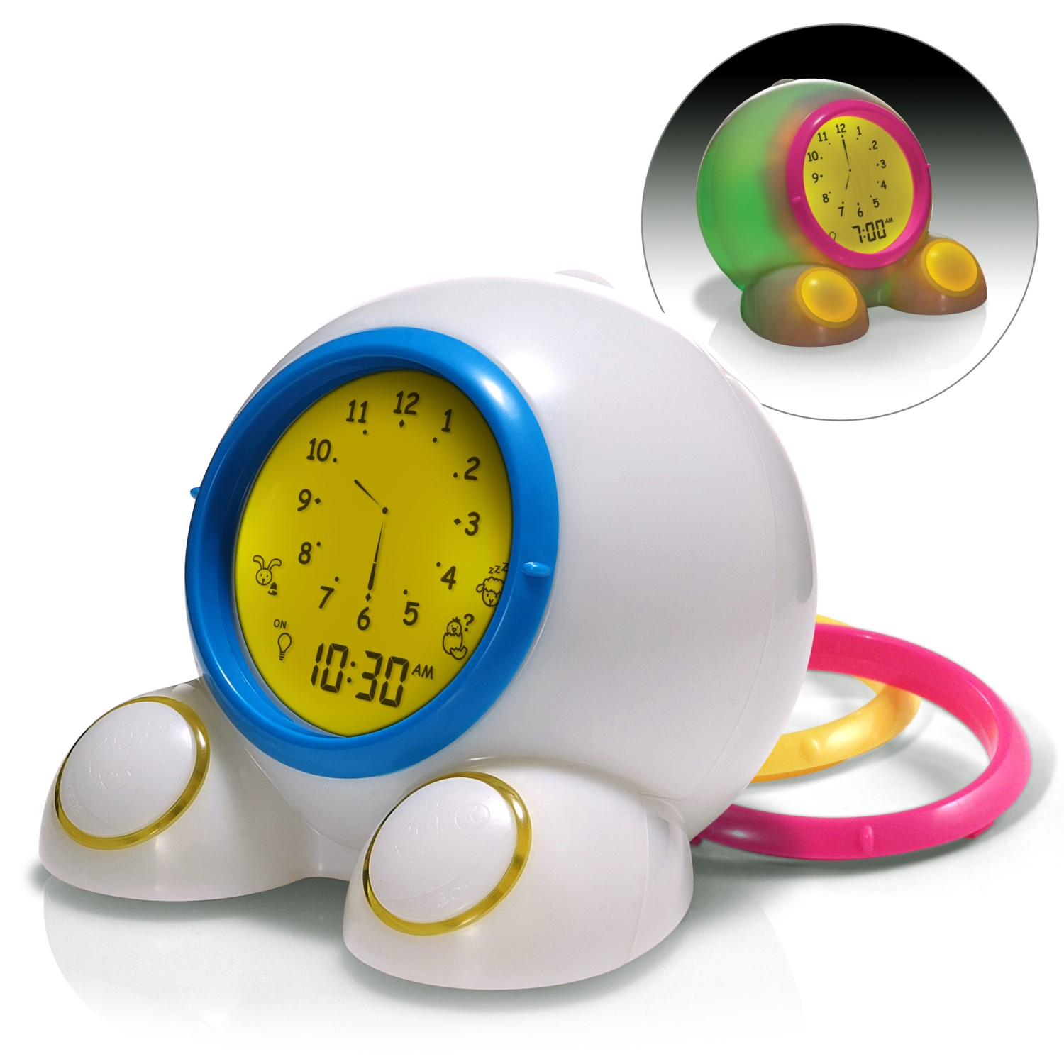 Fabulous Kids Alarm Clock