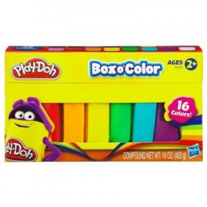 Play-Doh Box of Color