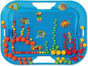 International Playthings toy, pegboard for kids