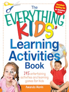 Everything Kids Learning Activities Book