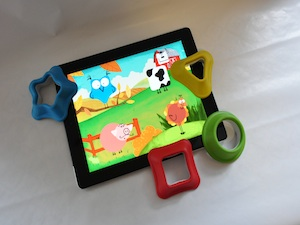 Tiggly iPad educational toys for toddlers