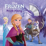 Disney Frozen CD Storybook