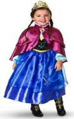 Disney Frozen Anna Costume Collection for Girls by Disney Store