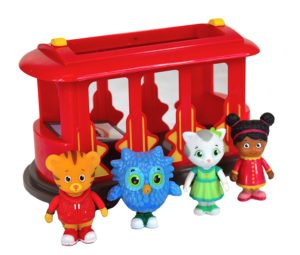 Daniel Tiger Toy Trolley
