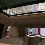 Panoramic Sunroof on 2014 Toyota Highlander