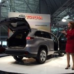 Rear picture of 2014 Toyota Highlander