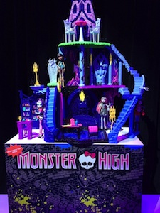 monster high catacombs, tween girl toys