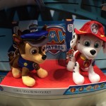Marshall and Chase Paw Patrol Plush toys