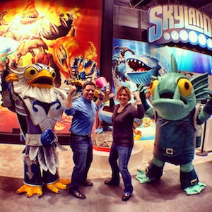 skylanders swap force 2014
