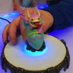 springtime trigger happy, new skylanders swap force, toyqueen, toy fair 2014