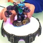 new skylanders swap force, toyqueen, toy fair 2014, trap shadow