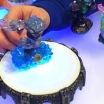 new skylanders swap force, toyqueen, toy fair 2014, freeze blade