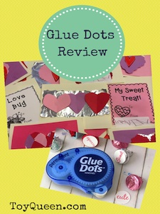 glue dots review