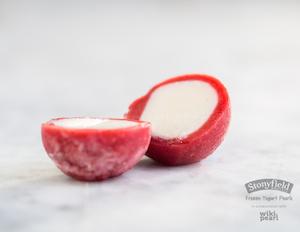Stonyfield Farm Frozen Yogurt Pearls