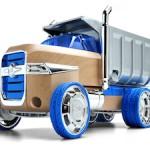 Automoblox dump truck