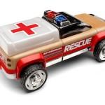 Automoblox ambulance