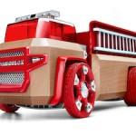 Automoblox fire truck