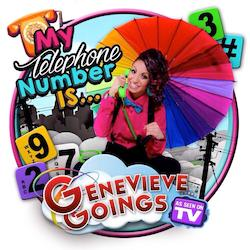 Genevieve Goings My Telephone Number is