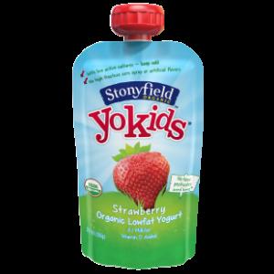 Stonyfield Yo Kids Pouch