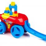 Mega Bloks Play N Go Wagon