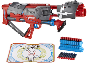 Mattel BoomCo Rapid Madness toy blaster