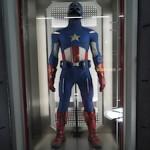 Captain America Marvel's Avengers S.T.A.T.I.O.N.