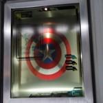 Captain America's Shield Marvel's Avengers S.T.A.T.I.O.N.