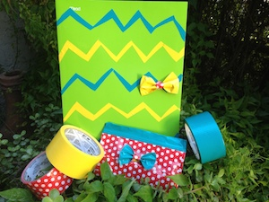 Scotch Duct Tape Folder Project