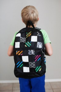 Scotch Duct Tape BackPack