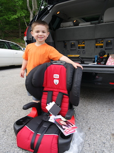 Britax Pioneer 70 Booster Seat