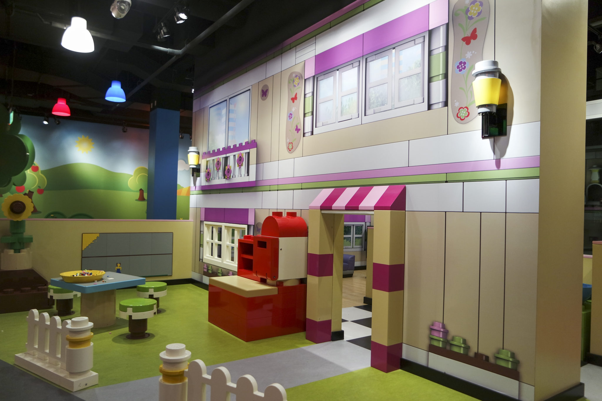 LEGOLAND Discovery Center Boston LEGO Friends Olivia's House