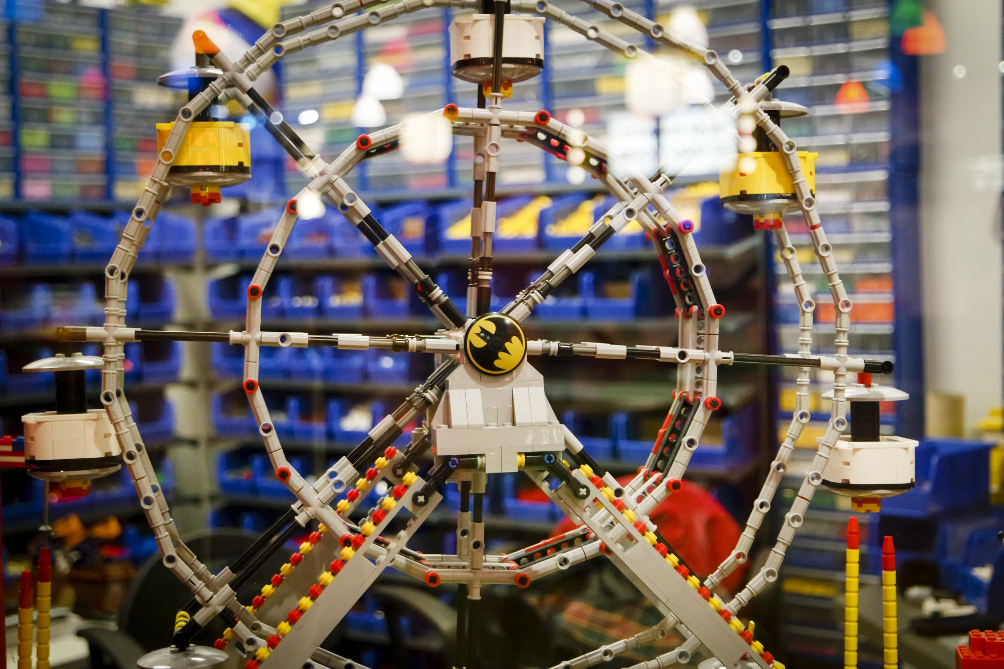 ToyQueen.com LEGOLAND DIscovery Center Boston