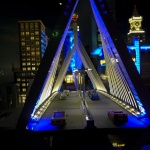 LEGOLAND Discovery Center Boston Miniland Zakim Bridge