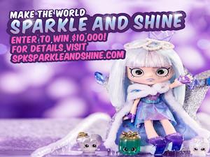 Gemma Stone, Shoppie doll, Moose Toys