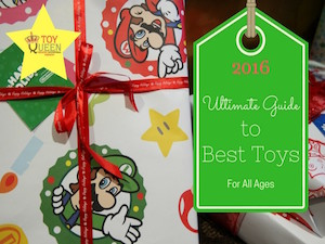 ToyQueen, christmas list
