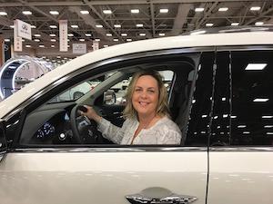 Keri Wilmot_Toyqueen_Dallas Auto Show