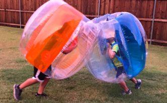 Zuru X-Shot Bubble Ball Outdoor Toy