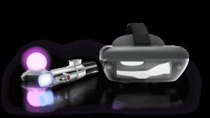 Lenovo lightsaber battles