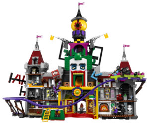 LEGO Joker Manor back