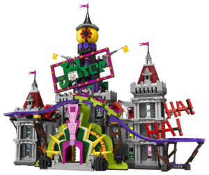 LEGO Joker Manor front