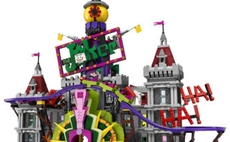 LEGO Joker Manor front