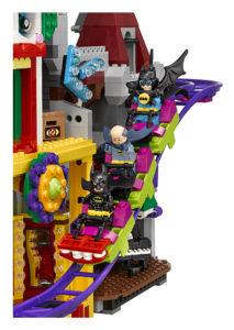 LEGO The Joker Roller Coaster