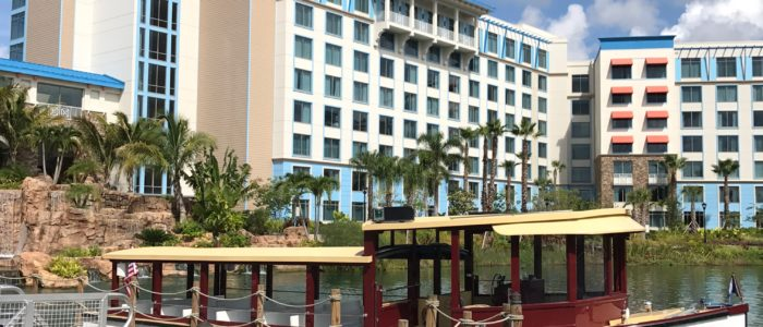 Loews Sapphire Falls Resort Hotel Room Review at Universal Orlando Resort