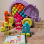 Mega Bloks Elephant Parade Toddler Toy