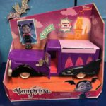 New Vampirina Screamtastic Hearse toy