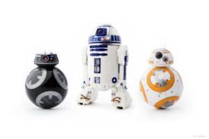 New Sphero Star Wars droid toys